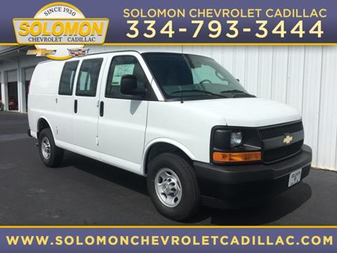 2017 Chevrolet Express Cargo for sale in Dothan, AL