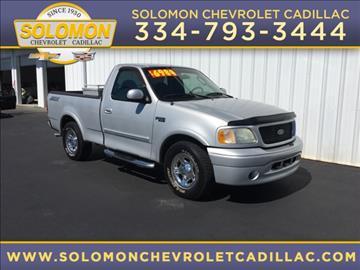 2003 ford f 150 for sale dothan al for Solomon motor company dothan alabama