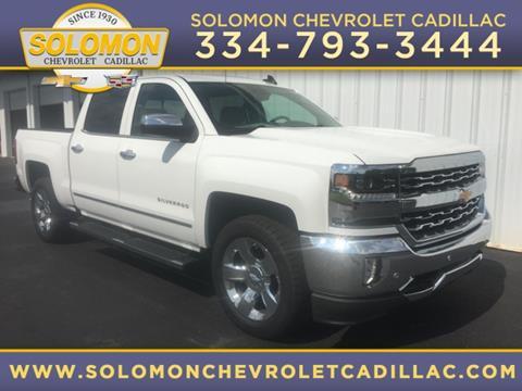 Chevrolet silverado 1500 for sale in dothan al for Solomon motor company dothan alabama