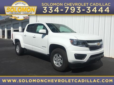 2018 Chevrolet Colorado for sale in Dothan, AL