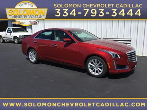 2017 Cadillac CTS for sale in Dothan, AL