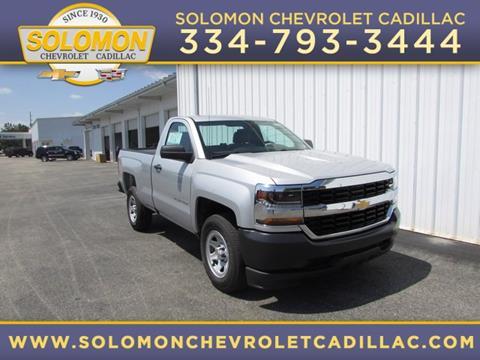 2016 Chevrolet Silverado 1500 for sale in Dothan, AL
