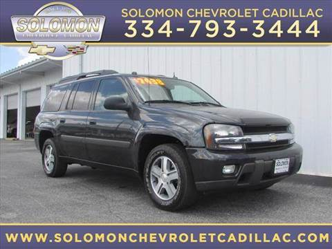 2005 Chevrolet TrailBlazer EXT for sale in Dothan, AL