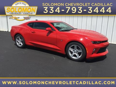 2017 Chevrolet Camaro for sale in Dothan, AL