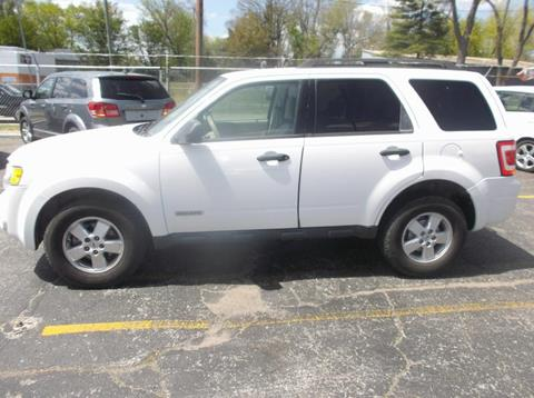 2008 Ford Escape for sale in Pontiac, MI