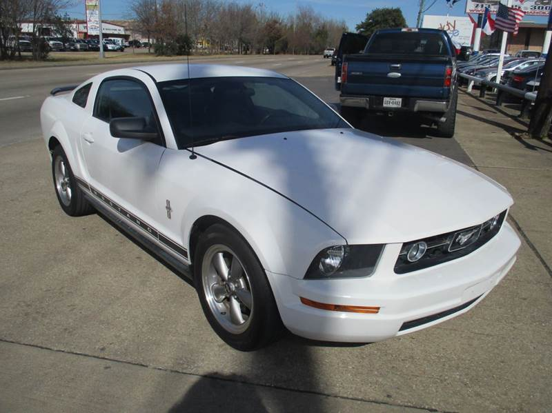 2006 ford mustang for sale in houston tx. Black Bedroom Furniture Sets. Home Design Ideas