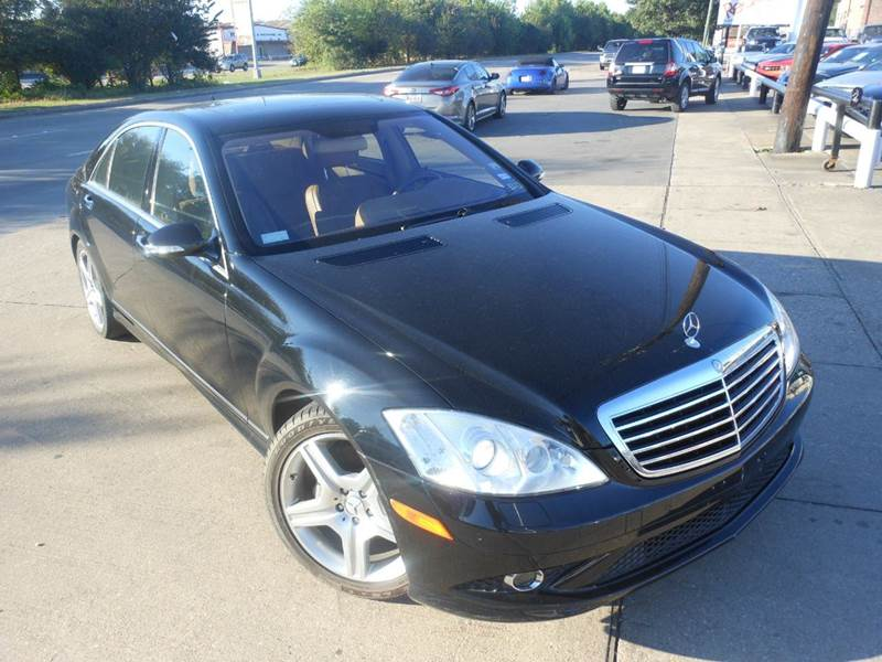 2008 mercedes benz s class for sale in houston tx