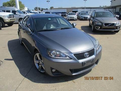 2012 Lexus IS 250 for sale in Houston, TX