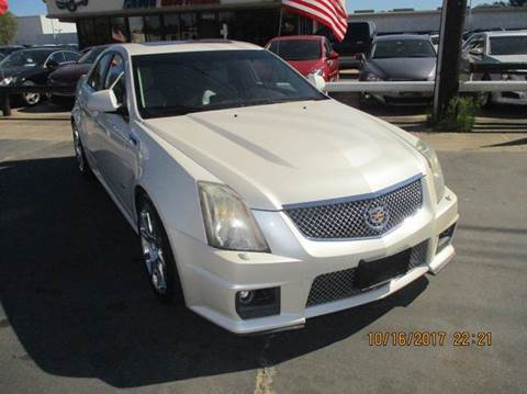 2012 Cadillac CTS-V for sale in Houston, TX