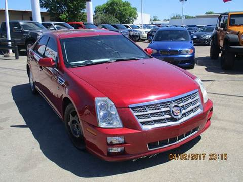 2011 Cadillac STS for sale in Houston, TX