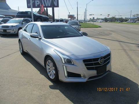 2014 Cadillac CTS for sale in Houston, TX