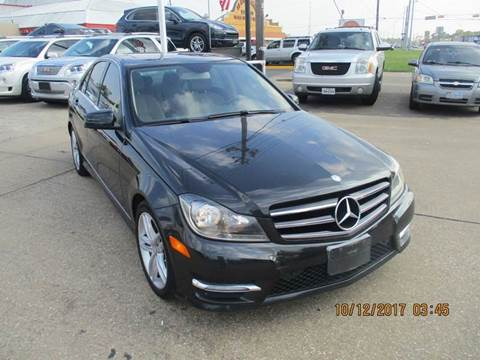 2014 Mercedes-Benz C-Class for sale in Houston, TX