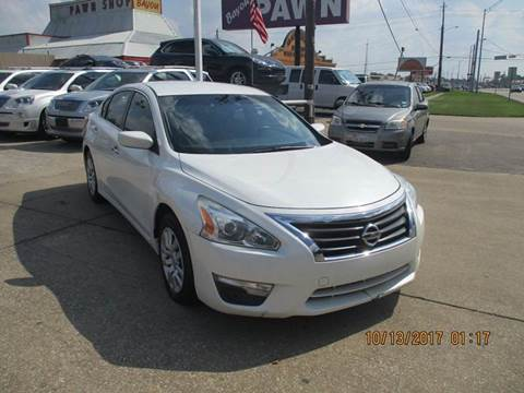 2013 Nissan Altima for sale in Houston, TX