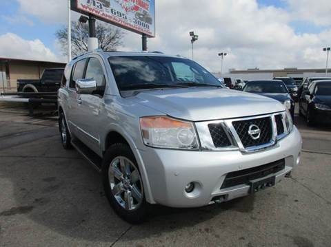 2012 nissan armada for sale wyoming. Black Bedroom Furniture Sets. Home Design Ideas
