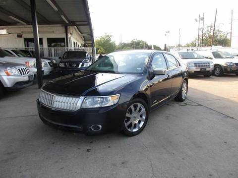2008 Lincoln MKZ for sale in Houston, TX