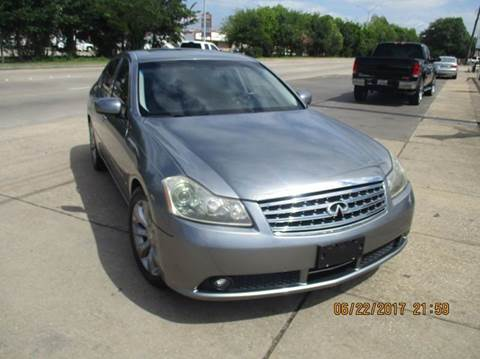 2007 Infiniti M45 for sale in Houston, TX