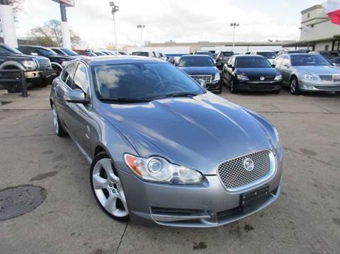 2009 Jaguar XF for sale in Houston, TX