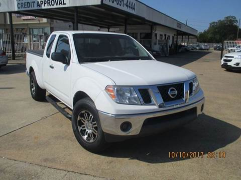 2009 Nissan Frontier for sale in Houston, TX
