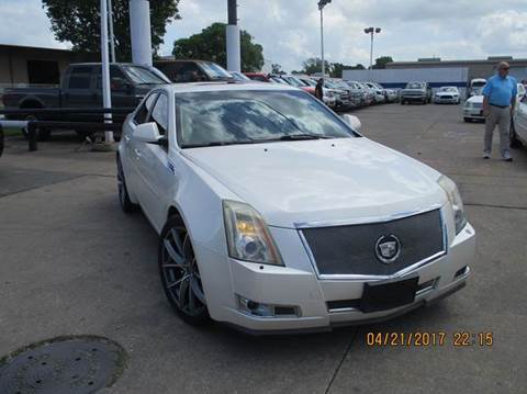 2009 cadillac cts for sale in texas. Black Bedroom Furniture Sets. Home Design Ideas