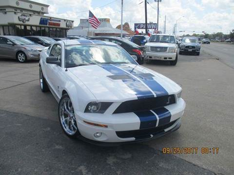 2009 Ford Shelby GT500 for sale in Houston, TX