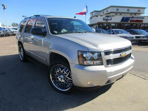 2007 Chevrolet Tahoe for sale in Houston, TX
