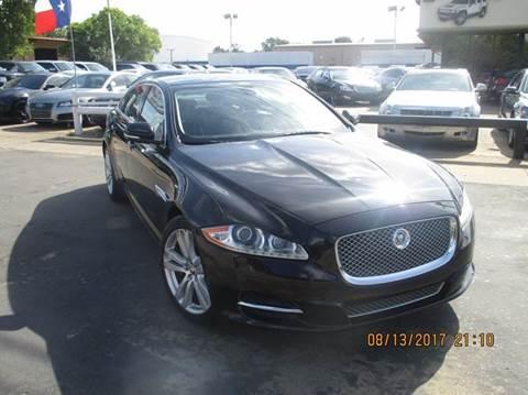 2011 Jaguar XJL for sale in Houston, TX