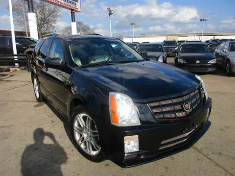 2008 Cadillac SRX for sale in Houston, TX