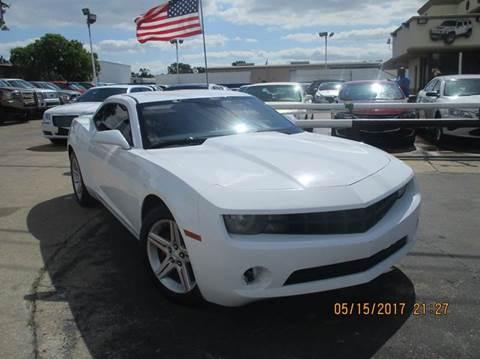 2012 Chevrolet Camaro for sale in Houston, TX