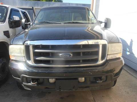 2003 Ford F-250 Super Duty