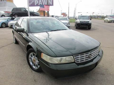 2001 Cadillac Seville for sale in Houston, TX