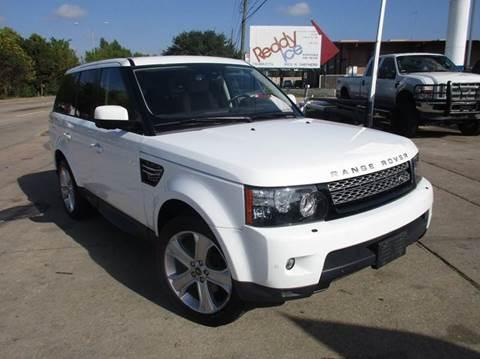 Land Rover Range Rover Sport For Sale Houston TX