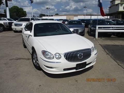 2008 Buick LaCrosse for sale in Houston, TX
