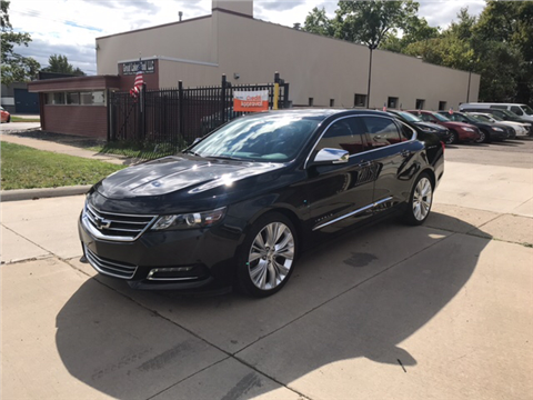 2014 Chevrolet Impala for sale in Warren, MI