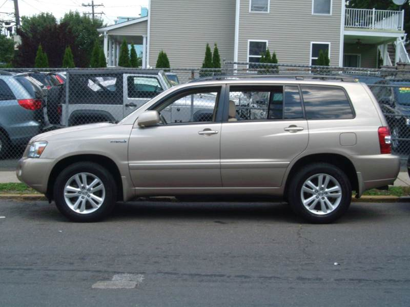 2007 Toyota Highlander Hybrid AWD 4dr SUV   New Brunswick NJ