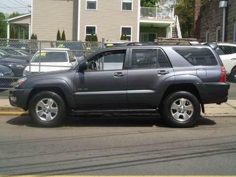 Used 2005 toyota 4runner for sale in new jersey for Motor vehicle new brunswick nj
