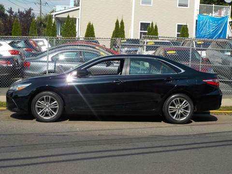 2015 Toyota Camry for sale in New Brunswick, NJ