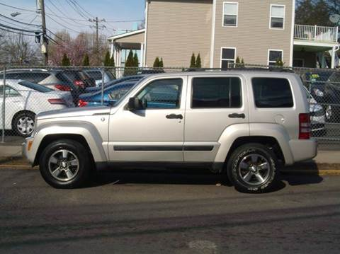 2008 Jeep Liberty for sale in New Brunswick, NJ