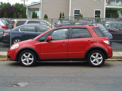 2008 Suzuki SX4 Crossover for sale in New Brunswick, NJ