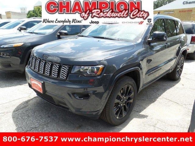 Jeep Grand Cherokee In Rockwell City IA CHAMPION CHRYSLER - Champion chrysler dodge jeep