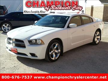2012 Dodge Charger for sale in Rockwell City, IA