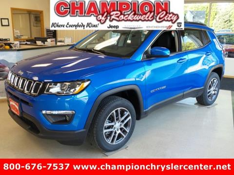 2018 Jeep Compass for sale in Rockwell City, IA
