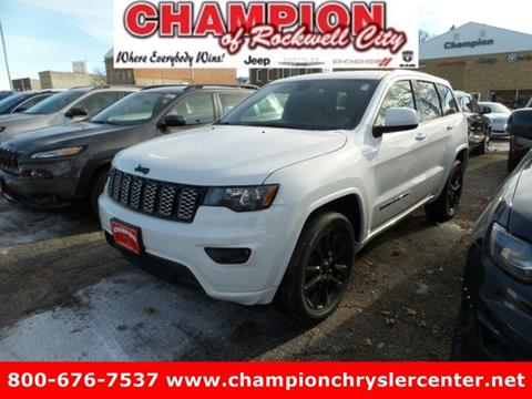 2018 Jeep Grand Cherokee for sale in Rockwell City, IA