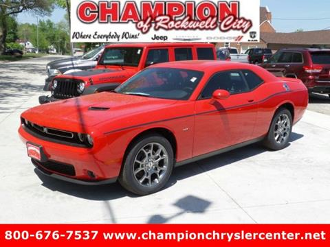 2017 Dodge Challenger for sale in Rockwell City, IA