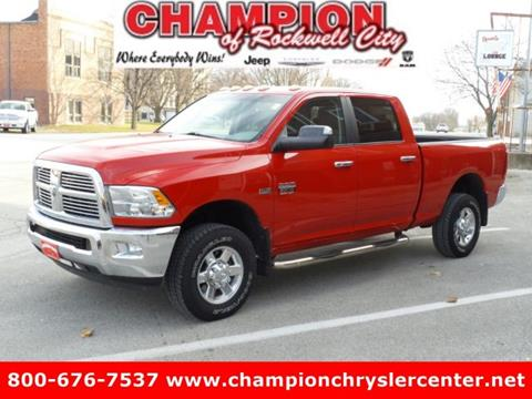 2010 Dodge Ram Pickup 2500 for sale in Rockwell City, IA