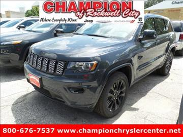 2017 Jeep Grand Cherokee for sale in Rockwell City, IA