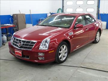 2008 Cadillac STS for sale in Rockwell City, IA