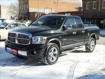 2008 Dodge Ram Pickup 1500 for sale in Rockwell City, IA