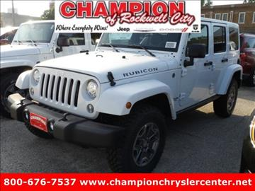 2017 Jeep Wrangler Unlimited for sale in Rockwell City, IA