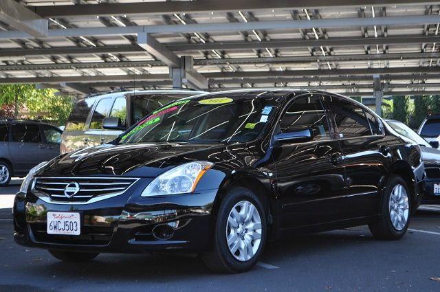 2011 NISSAN ALTIMA 25 S 4DR SEDAN black we finance everybody  having trouble financing a car