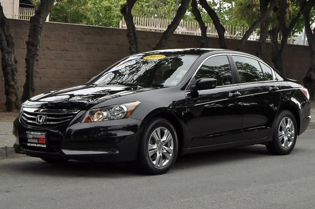 2011 HONDA ACCORD SE 4DR SEDAN black we finance everybody having trouble financing a car we gu
